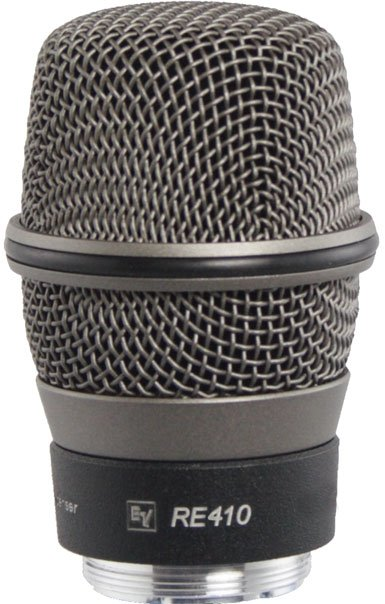 RE410 Cardioid Condenser Microphone Head