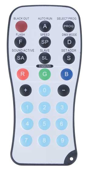 Wireless Remote for LED