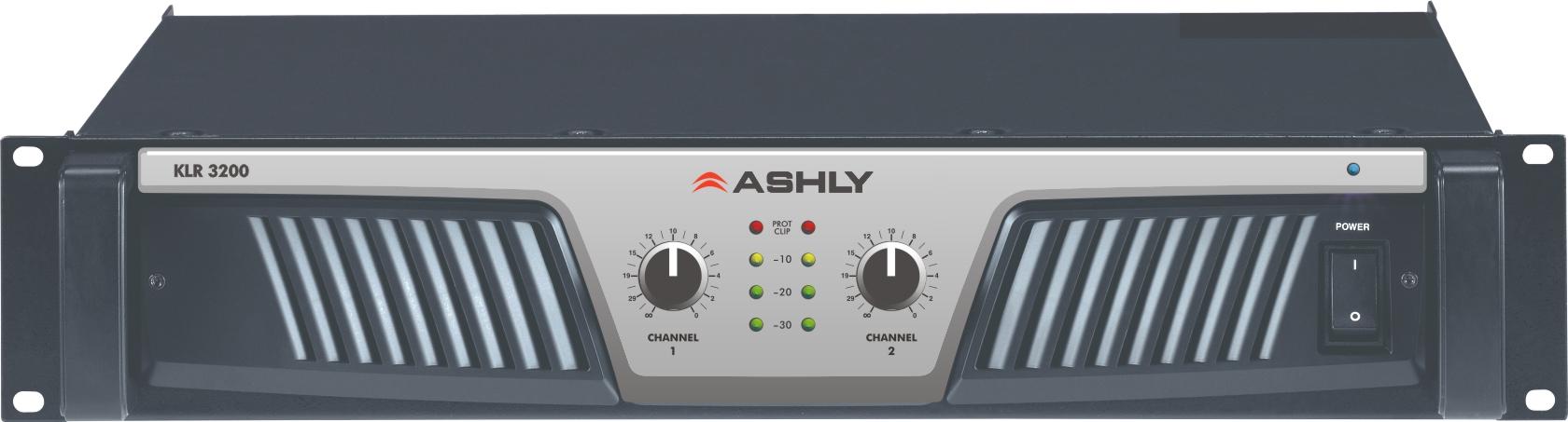 2 Channel Power Amplifier with 650W per Channel @ 8 Ohms