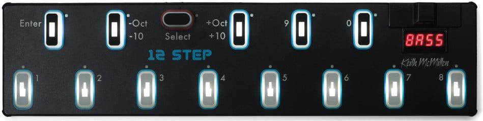 USB / MIDI Foot Controller