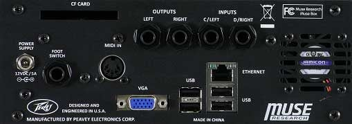Software-Powered Sound Module/Effects Processor