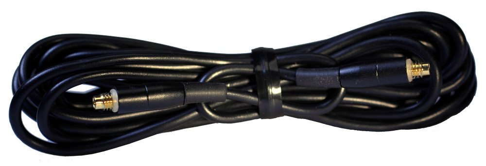 4ft Black Q Compact Connector Cable