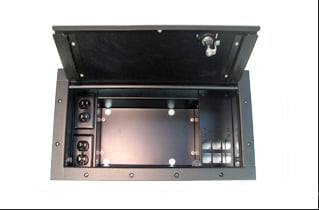 Super Double Wide Stage Pocket, for Roland S-0808