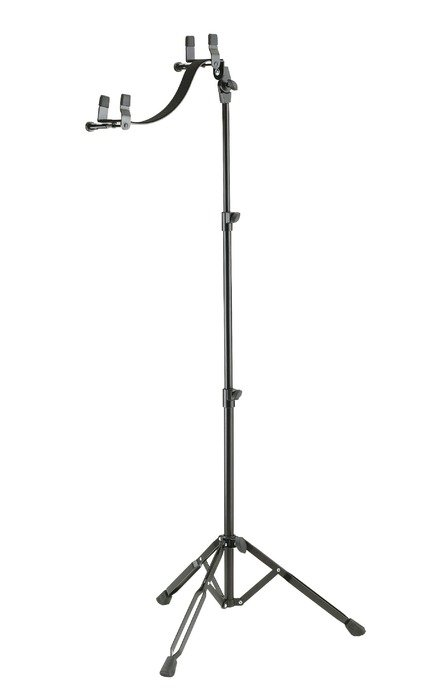 K&M Stands 14761 Acoustic Guitar Performer Stand 14761