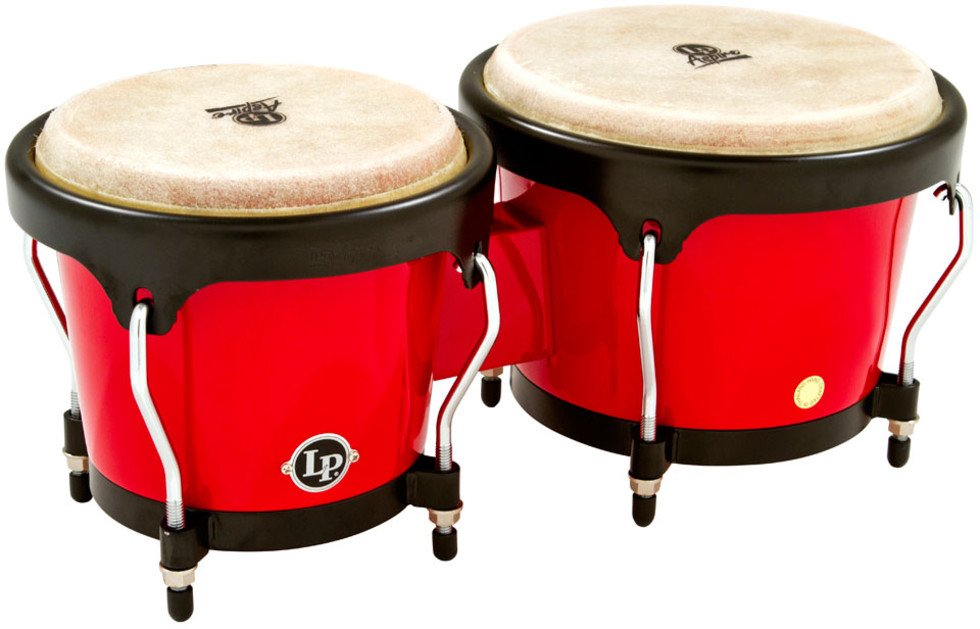 Latin Percussion LPA601F Aspire Fiberglass Bongos LPA601F