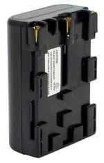7.2 Replacement Sony Battery