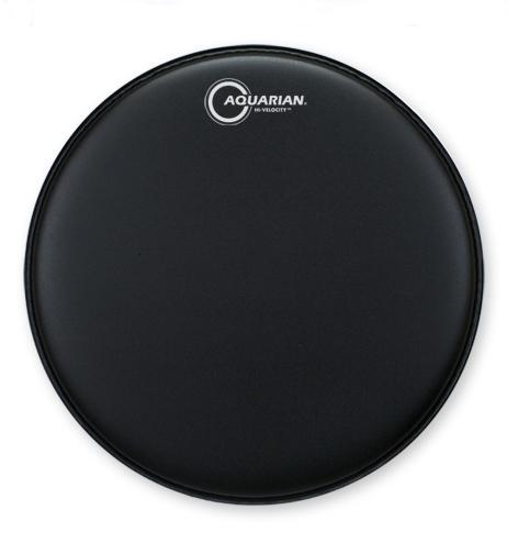 "13"" Hi-Velocity Snare Drum Head in Black"