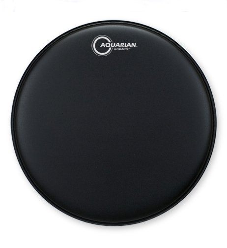 "14"" Hi-Velocity Snare Drum Head in Black"