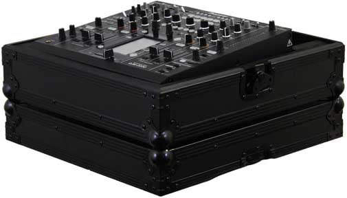 Flight Zone Black Label ATA Case for Pioneer DJM2000 DJ Mixer in Black