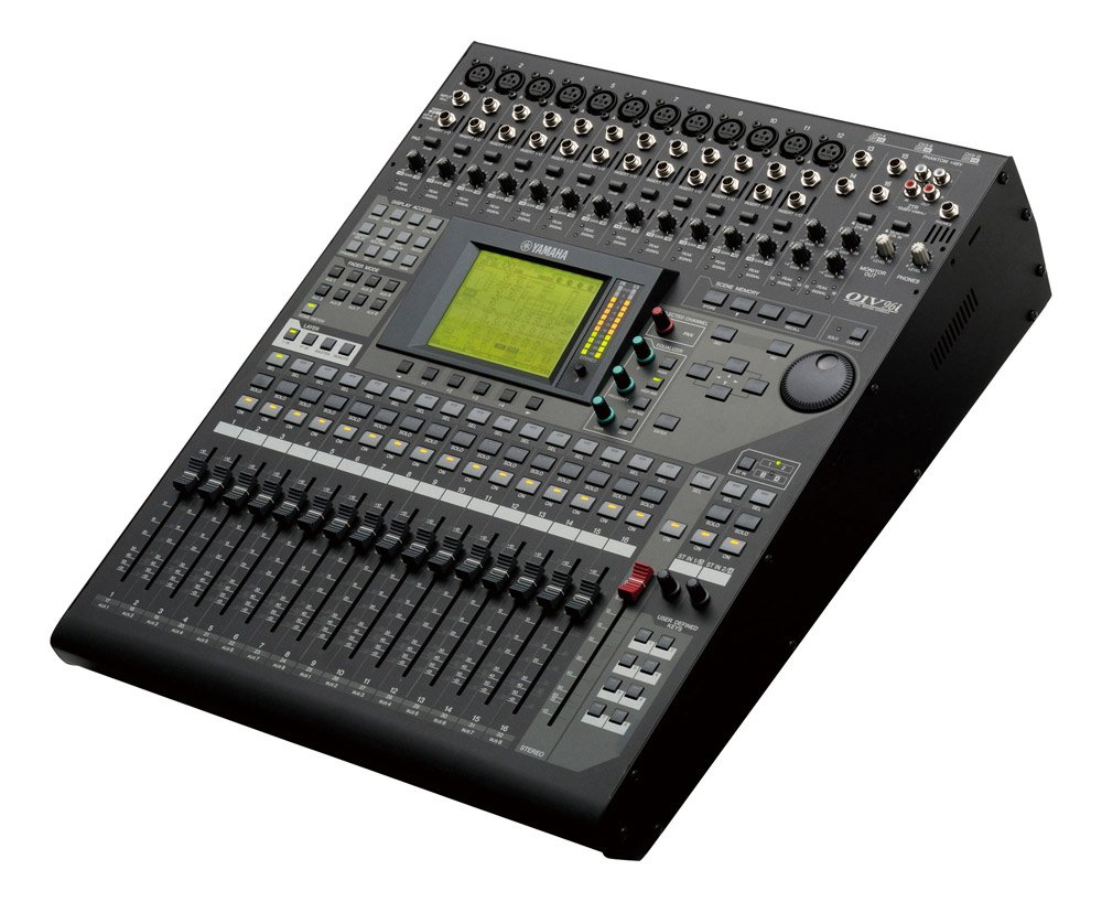 yamaha 01v96i ca 16 input 24 bit 96 khz digital mixer full compass systems. Black Bedroom Furniture Sets. Home Design Ideas
