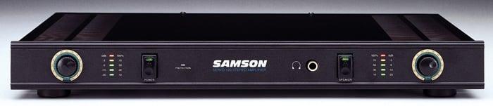 Power Amplifier, 8 Ohms, 120W, 220V