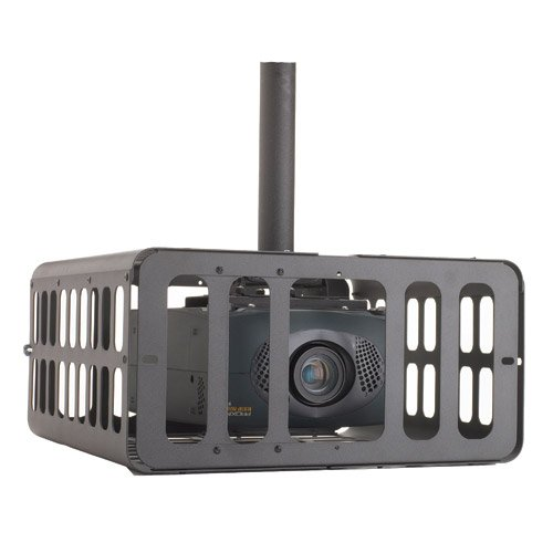 Extra Large Projector Cage in Black