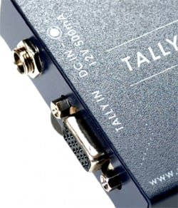 Datavideo Corporation TB-5 Tally Box, for SE-500 TB-5