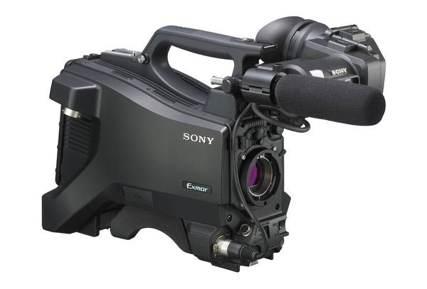 "Camera Head and 3.5"" LCD"