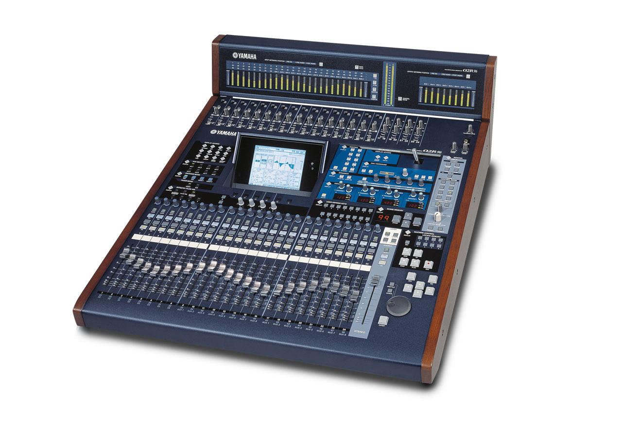 Yamaha 02R96VCM Digital Recording Console, Version 2 02R96VCM-CA