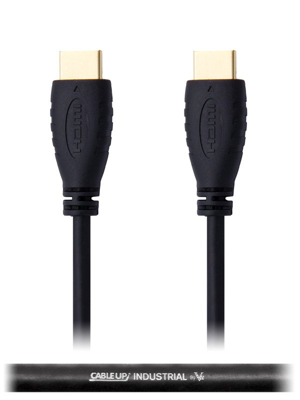 Cable Up by Vu HDMI-HDMI-25 25 ft HDMI Cable HDMI-HDMI-25