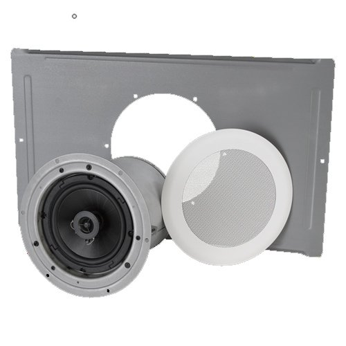 "6"" Speaker/Can System, Pre-Assembled"