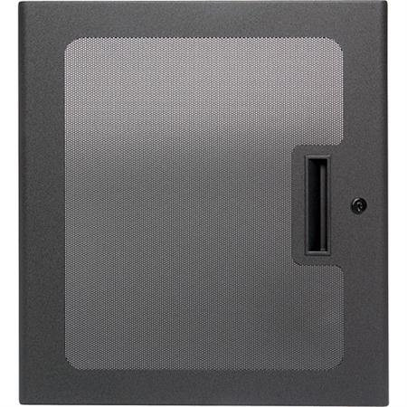 "Perferated Steel Door, 16RU 1"" Deep, for WMA Wall Mount Cabinets"