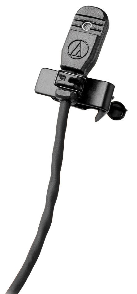 Subminiature Omnidirectional Microphone for AT PRO 88W Wireless
