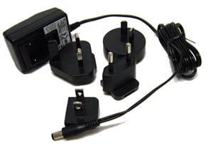 AC/DC Recharger for Azden 320UPR, IRN-10 and IRH-15c