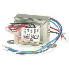 Speaker Matching Transformer with 10, 5, 2-1/2, 1-1/4, 5/8 Watt Taps