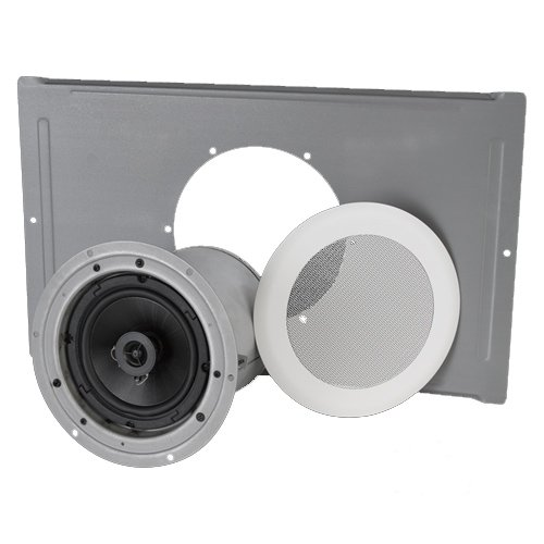 "Strategy Series 6"" Ceiling Speaker System; Priced Individually, Sold in Pairs"