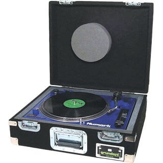 Case Single SL1210 Trntble BLK