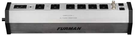 Furman PST-6 Surge Strip, 6 Outlets PST-6