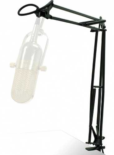 Broadcast Microphone Boom Arm with 12 ft XLR Cable