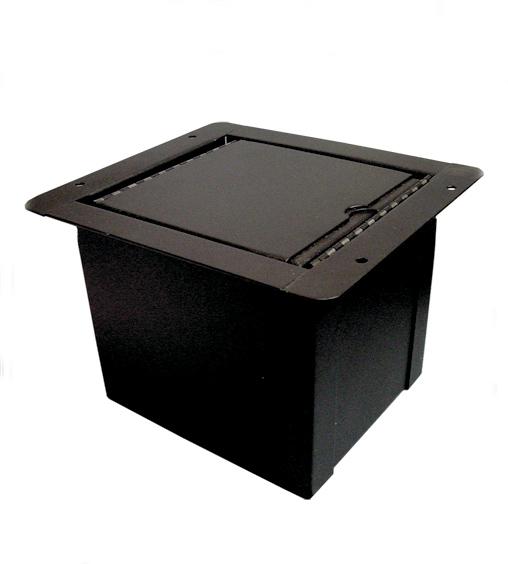 Pocket Mini Box, w/lid, No Plate