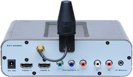 Ultra Wideband Wireless HDMI/Component Extender