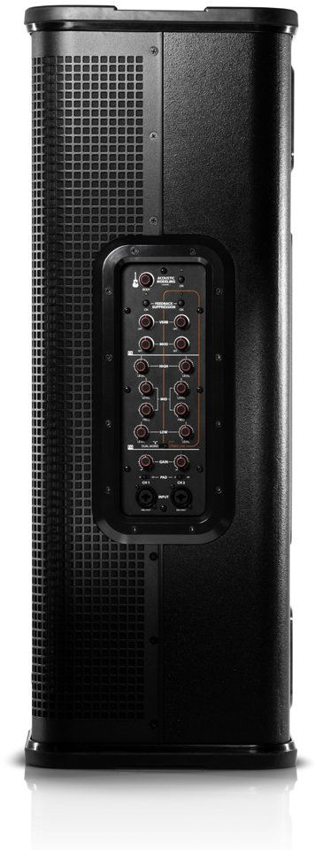 3-Way Powered Loudspeaker System with Smart Speaker Technology (1,400W)