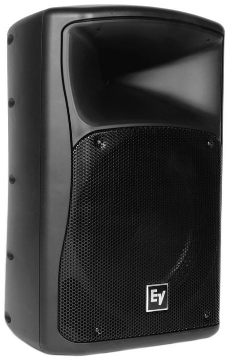 "15"" 2 Way Speaker System in Black"