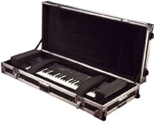 Hardshell 61-Key Keyboard Case