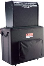 "Gator Cases G-112A Single 12"" Combo Amp Transporter/Stand G112A"