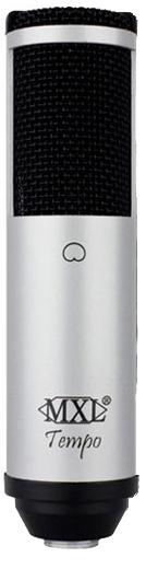 USB Condenser Microphone, Silver
