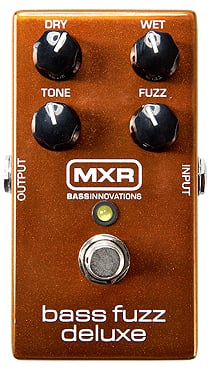 Bass Fuzz Deluxe Pedal