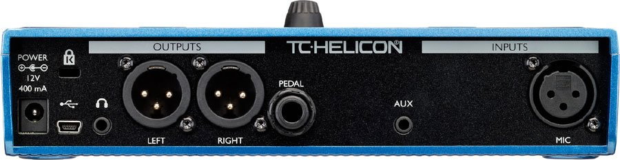 Harmony and Effects Pedal