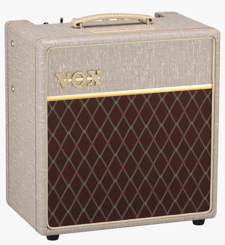 "4W 1x12"" Hand-Wired Tube Guitar Combo Amplifier"