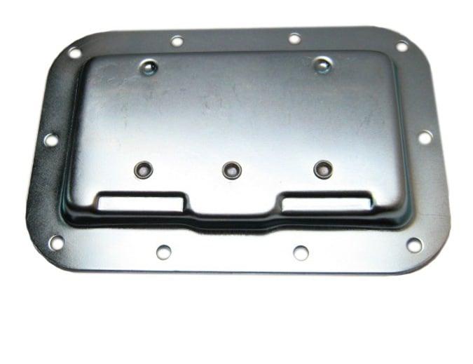 TCH Hardware 500-112800 TCH Hardware Medium Zinc Cabinet Handle 500-112800