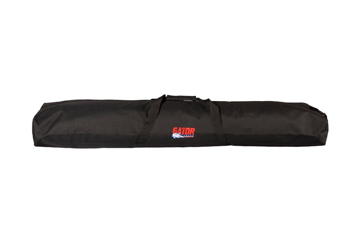 "Heavy Duty Nylon Speaker Stand Bag, 58"" interior"