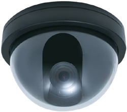 Dome Camera, Indoor,  High Resolution Color