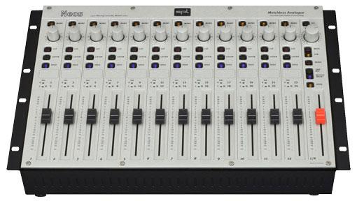 21Ch Analog Summing Mixer