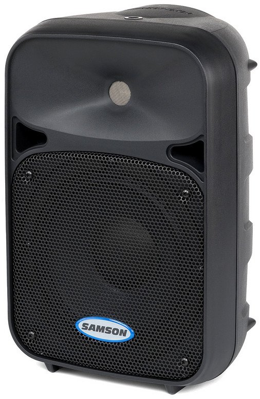 "200W 8"" 2-Way Active PA Loudspeaker"