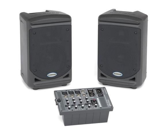 "6"" 2 Way Portable PA System"