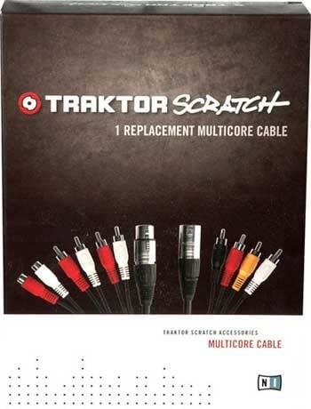 for Traktor Scratch & Audio 8 DJ