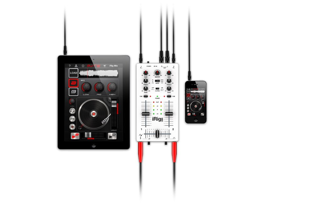 Mobile Mixer for iPhone/iPad/iPod touch