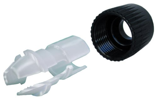 Neutricon Bushing & Chuck-Type Strain Relief with Boot