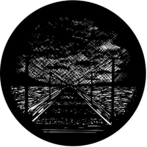 Rosco Laboratories 77613 Railway Lines Meshed Gobo 77613