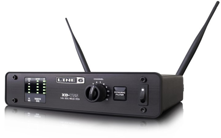 Digital Wireless Lavalier Microphone System